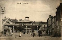 Civray Les Halles - Civray