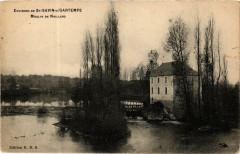 Env. de Saint-Savin-sur-Gartempe Moulin de Naillers - Saint-Savin
