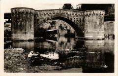 Montmorillon Le vieux Pont - Montmorillon