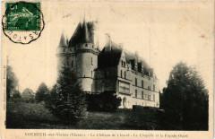 Vouneuil-sur-Vienne Le Chateau de Chistre - La Chapelle - Vouneuil-sur-Vienne