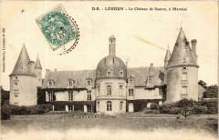 Loudun Le Chateau de Sauton, a Martaise - Loudun