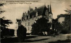 Vouneuil-sur-Vienne Chateau de Chitre - Vouneuil-sur-Vienne