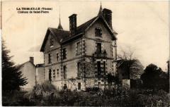 La Trimouille Chateau de Saint-Pierre - La Trimouille