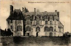 Mirebeau-en-Poitou Chateau de Marcay - Marçay