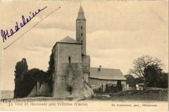 La Tour de Marmande prés Velléches - Vellèches