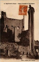 Chauvigny - Chateau Baronnial ou des Evéques - Chauvigny