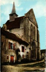 Angles-sur-l'Anglin - L'Eglise Sainte-Croix - Angles-sur-l'Anglin