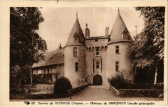 Canton de Vivonne - Vivonne