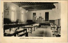 Ligugé - Le Réfectoire de l'Abbaye - Ligugé