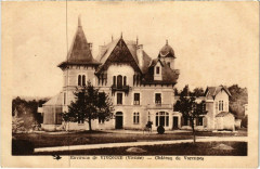 Environs de Vivonne - Chateau de Varennes - Vivonne
