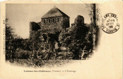 Vienne Lussac-les-Chateaux L'Ermitage - Lussac-les-Châteaux