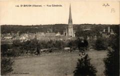 Saint-Savin - Vue générale - Saint-Savin