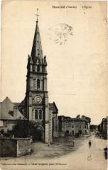 Rouille - L'Eglise - Rouillé