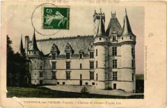 Vouneuil sur Vienne - Chateau de Chistre - Vouneuil-sur-Vienne
