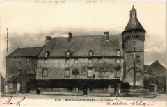 Mont sur Guesnes - Le Chateau - Guesnes