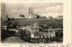 Moncontour-de-Poitou - Le Donjon - Moncontour