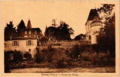 Civray - Chateau de l'Etang - Civray