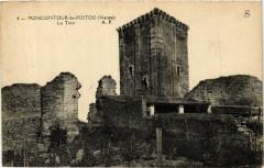 Moncontour de Poitou - La Tour - Moncontour