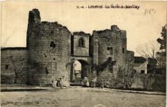 Loudun - Le Porte du Mortray - Loudun