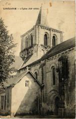 Lencloitre - L'Eglise - Lencloître