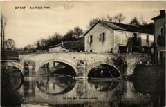 Civray - Le Vieux Pont - Civray