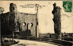 Chauvigny - Chateau Baronnial ou des Eveques - Chauvigny