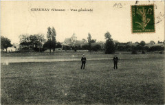 Chaunay - Vue générale - Chaunay