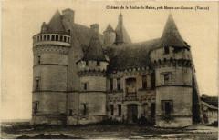 Chateau de la Roche du Maine pres Monts-sur-Guesnes - Monts-sur-Guesnes