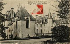 Chateau de la Fontaine pres Dange et les Ormes - Les Ormes