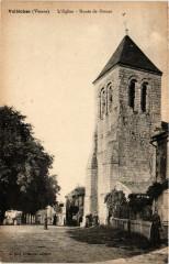 Velleches L'Eglise - Route de Ormes - Vellèches
