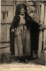 Les Trois-Moutiers La centenaire Marie Bruneau née a Saint-Leger - Les Trois-Moutiers
