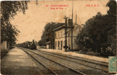 Clan-Jaulnay - Gare de Clan - Aulnay