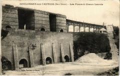 Coulonges-sur-l'Autize - Les Fours a Chaux Lavois - Coulonges-sur-l'Autize