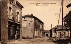 Saint-Jouin-de-MARNEs - Place de la Poste - Marnes