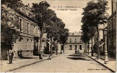 Thouars - La Gare des Voyageurs - Thouars