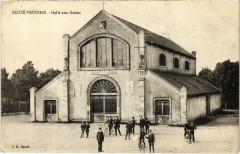 Sauze Vaussais - Halle aux Grains - Sauzé-Vaussais