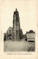 Bressuire - Le Clocher et Facade - Bressuire