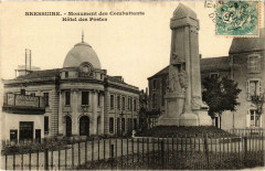 Bressuire - Monument des Combattants - Bressuire