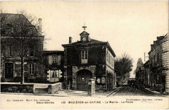 Mazieres-en-Gatine - La Mairie - Mazières-en-Gâtine