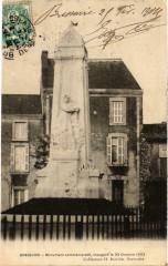 Bressuire - Monument commemoratif - Bressuire