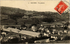 MAULEon - Vue générale - Mauléon