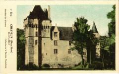 Cherveux - Le Chateau - Cherveux