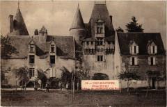 Chef-Boutonne - Chateau de Javarsay - Chef-Boutonne