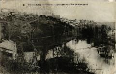 Thouars - Moulin et Cote de Crevant - Thouars