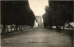 Saint-Maixent - La Promenade - Rom