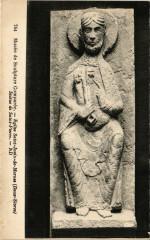 Musée de Sculpture Comparée - Eglise Saint-Jouin de MARNEs - Marnes