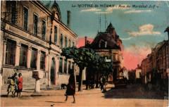 La Mothe-Saint-Heray - Rue du Marechal Joffre - La Mothe-Saint-Héray