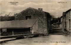 MARNEs (Deux-Sevres) - La Dive et la Rue du Pois-Road - Marnes
