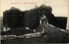 MAULEon (B P.) - Entrée du Chateau-Fort - Mauléon