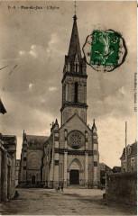 Pas-de-Jeu - L'Eglise - Pas-de-Jeu